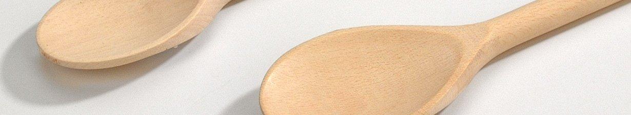 łyżka Drewniana Solidne Produkty Z Drewna Bukowego